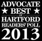 Hartford Advocate Best Of Logo