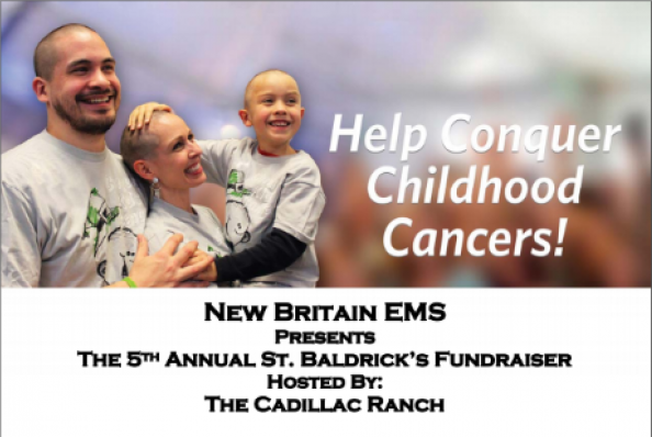 St. Baldricks Fundraiser @ Cadillac Ranch | Southington | Connecticut | United States