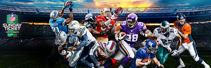 NFL SUNDAY TICKET 2014