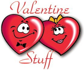 Valentine's Day give-a-ways - free stuff