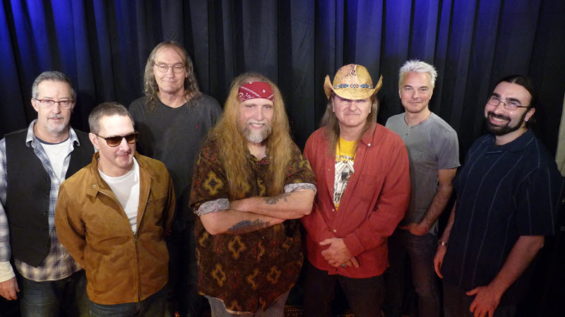 the Brothers of the Road Band - allman Brothers Tribute