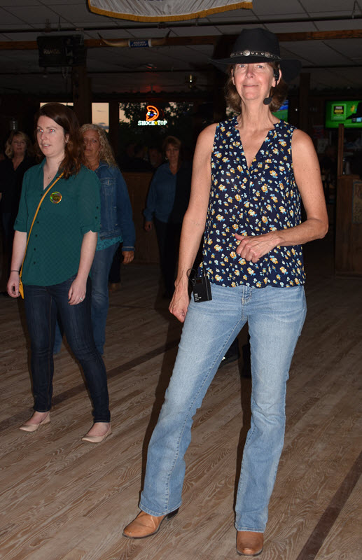 Cadillac Ranch Restaurant Dance Instructor